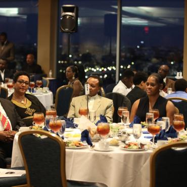 CEOS 10th Anniversary Banquet