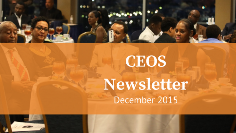 CEOS Newsletter December 2015