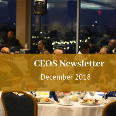 CEOS Newsletter December 2018