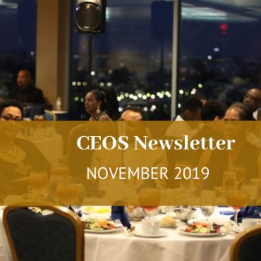 CEOS Newsletter November 2019